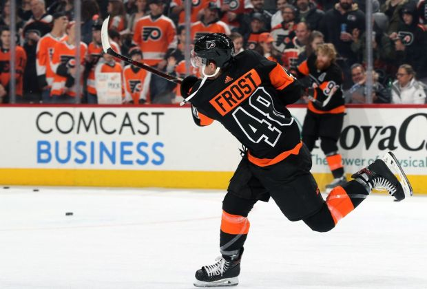 Flyers Prospects Training Camp