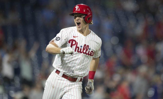 Phillies Roster Moves Luke Williams