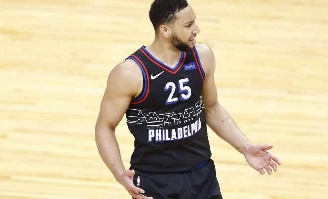 Ben Simmons Clears COVID Protocols
