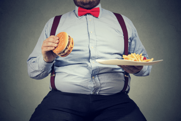 Pelosi calls trump overweight