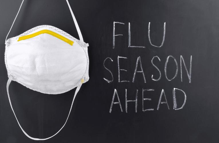 Flu Season in a Pandemic