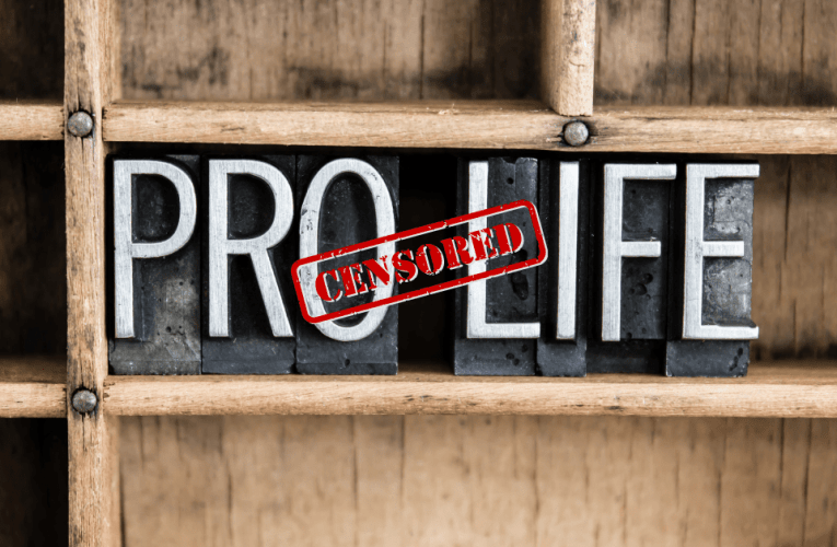 Facebook Suppresses Pro-Life Ads On Faulty Fact-Check
