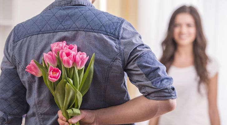 Romance And Give Her Flowers