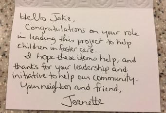 Thank YOU, Jeanette!