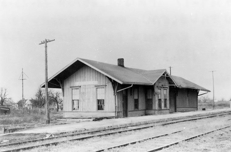 Frisco Depots Hickory County Missouri