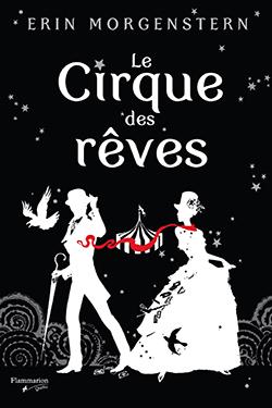 Couverture du cirque des rêves