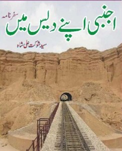 Ajnabi Apne Des Mein By Shaukat Ali Shah Pdf Free
