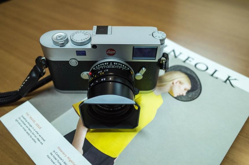 Leica, LeicaM10