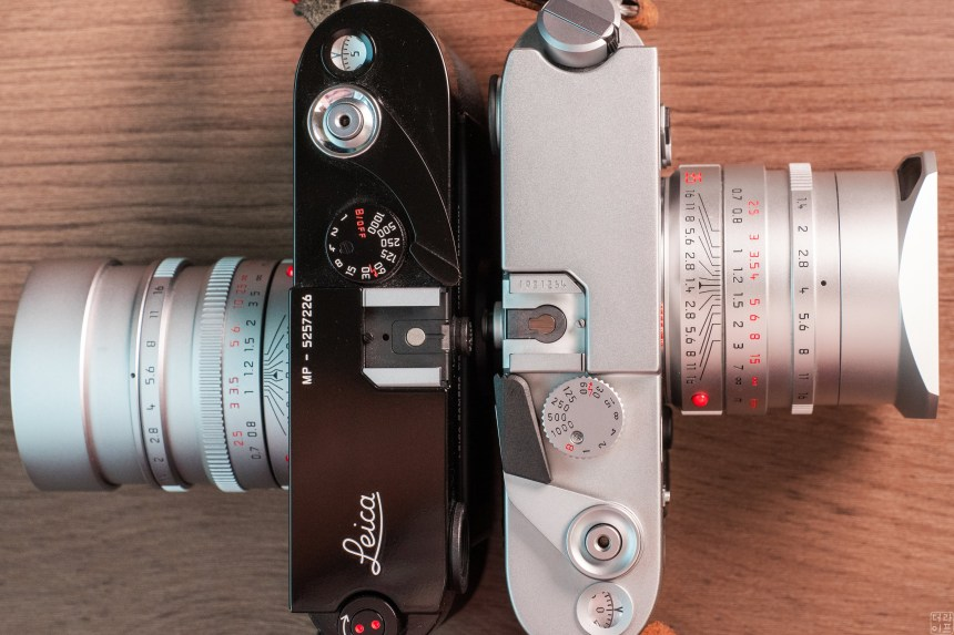 My film camera Leica MP