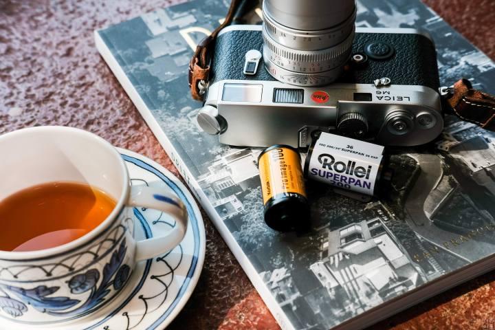 라이카 필름카메라 Leica M6 MP
