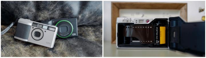 리코 gr1, 자동필름카메라, 필름사진을 즐기는 또 다른 방법