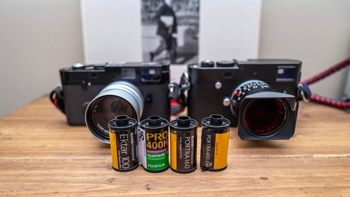 필름카메라, 필름사진 다양한 필름으로 즐기기