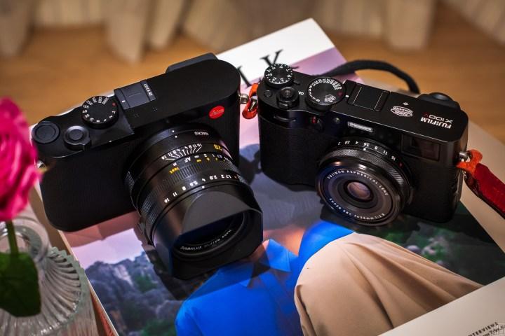 Leica Q2 x100v