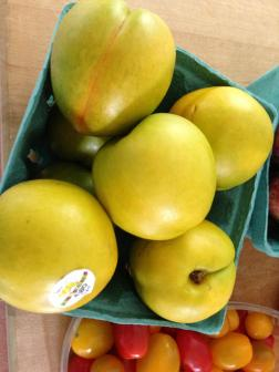 First select one of your mango necatrines (insert other stone fruits here!)
