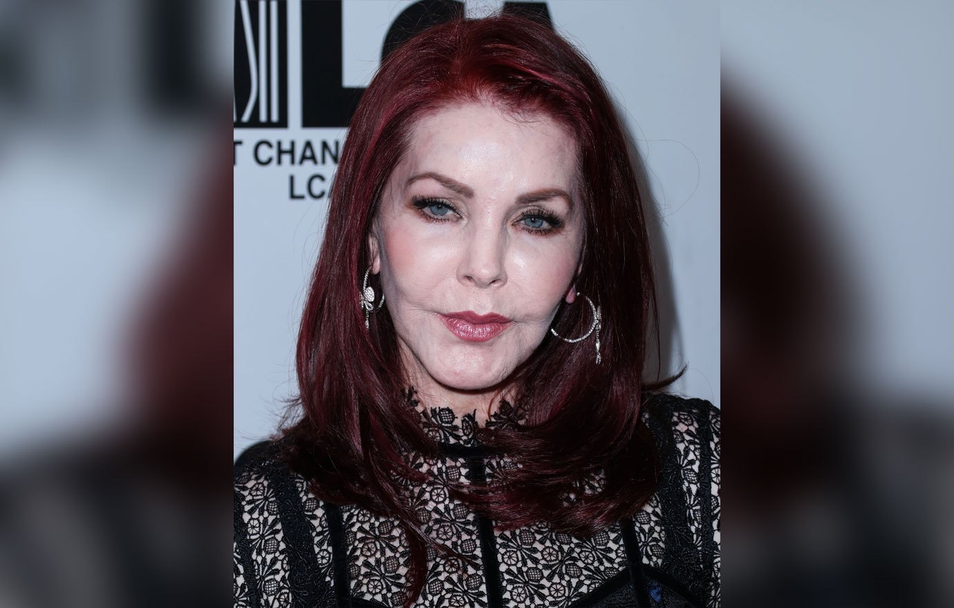 Priscilla Presley Attends Animal Charity Event After Her Horse