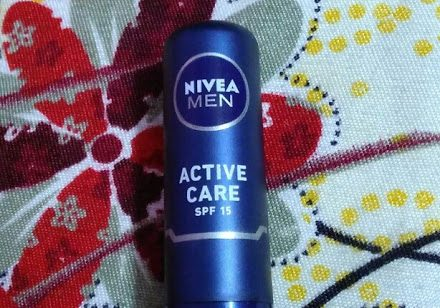 Nivea Men Active Care SPF 15 : Review