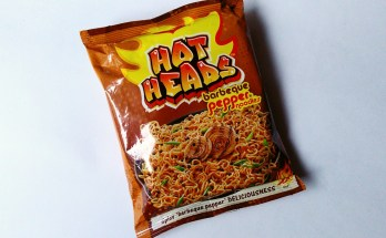 Maggi Hot Heads Barbeque Pepper Noodles - Review