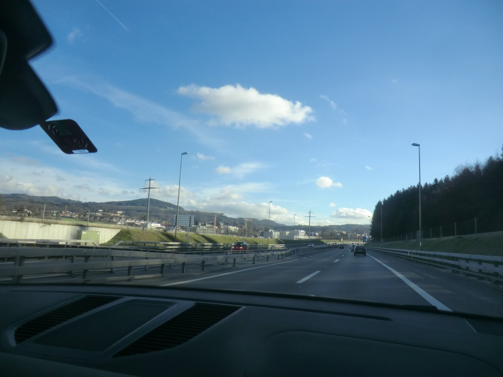 On the Road in Germany