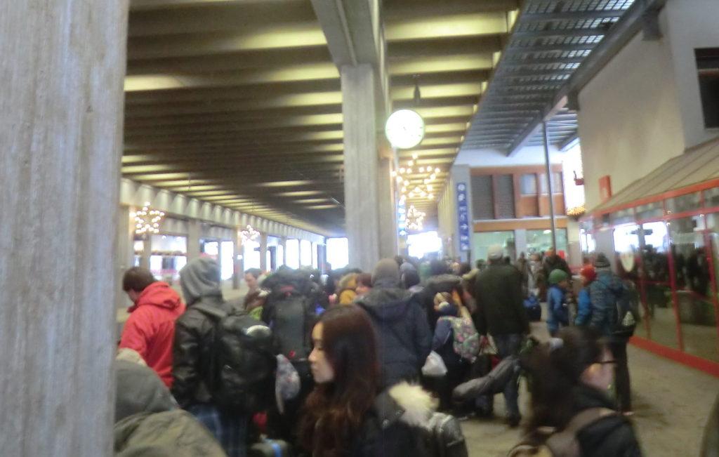 Train Station Switzerland