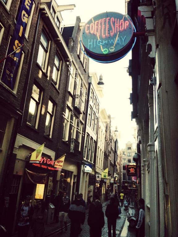 Highway Cafe Amsterdam