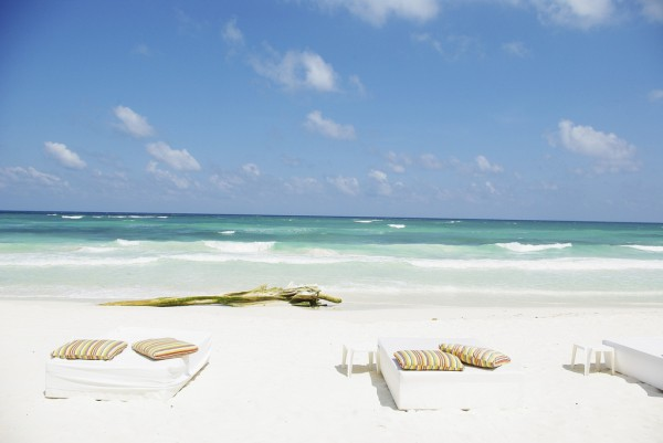 Tulum Beach by CM Stopardi via Flickr