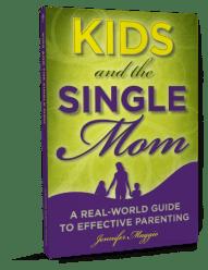 kids and the single mom