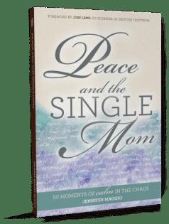 Peace and the single mom