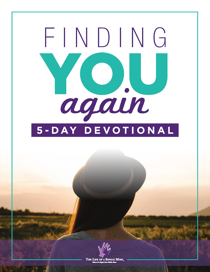 Finding You Again Devotional