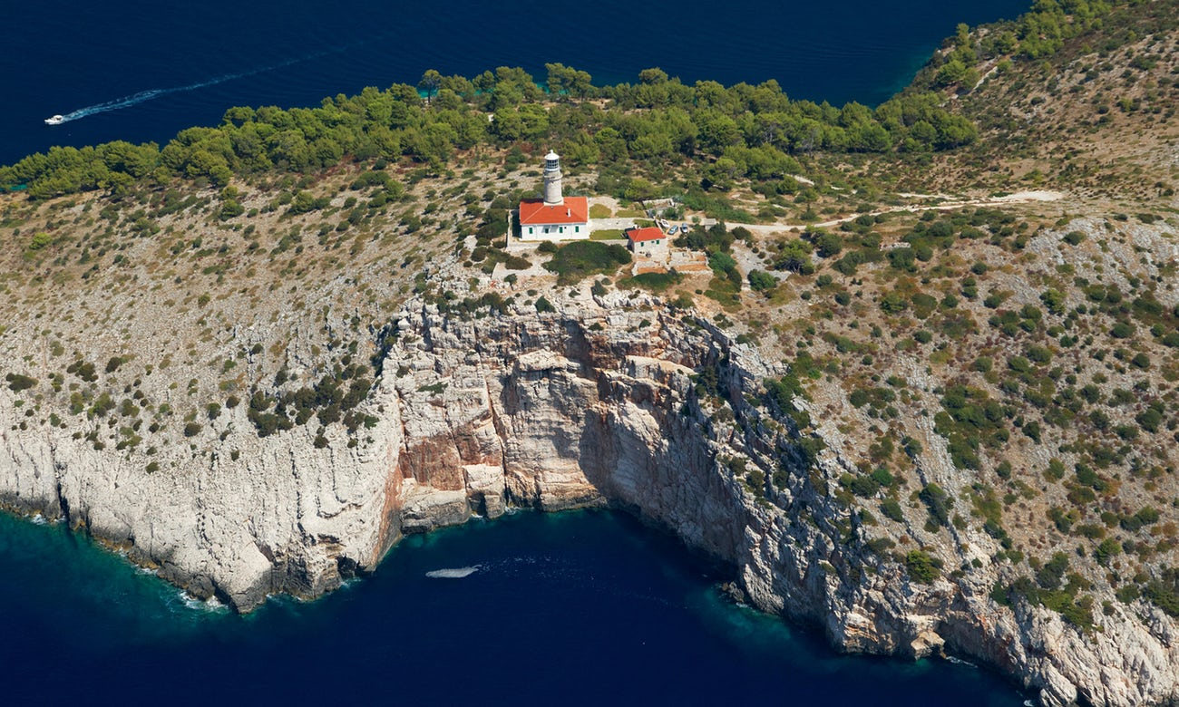 Croatia's remotest island