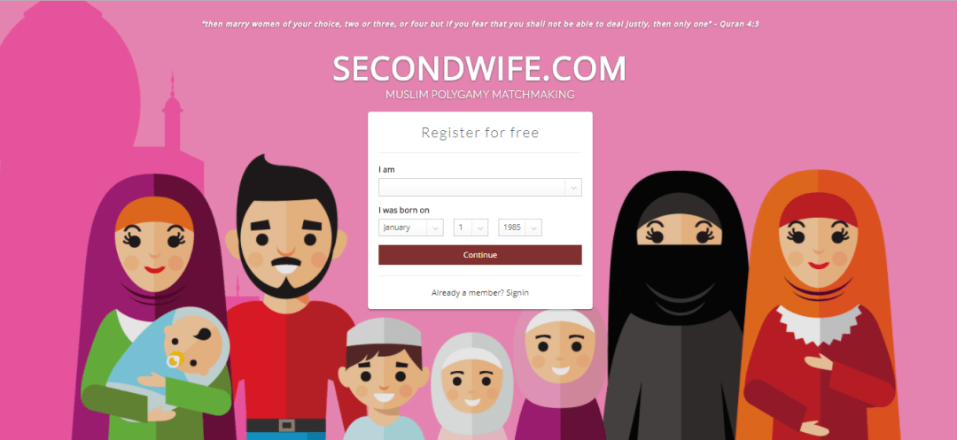 "Exploring The Halal Dating App ""SecondWife"" - The life pile"