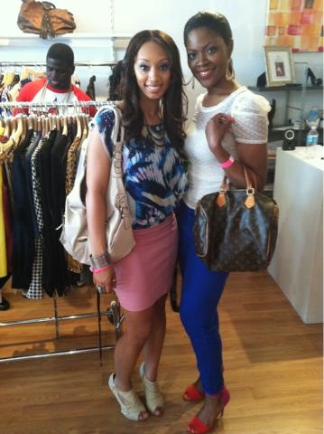 Swapnista Fashion Party- Houston Fashion Bloggers