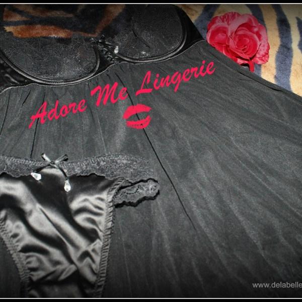 Adore Me Lingerie Plus Giveaway