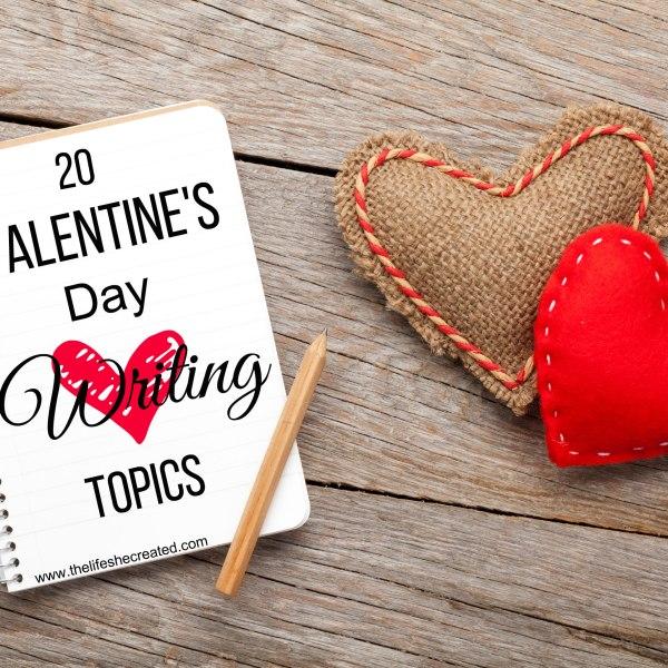 Valentine Day Writing Topics For Bloggers & Writers