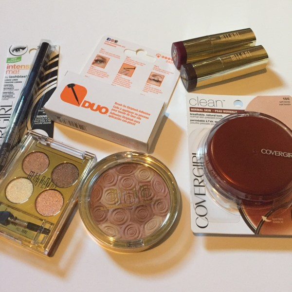 September Drugstore Haul plus New Giveaway Soon