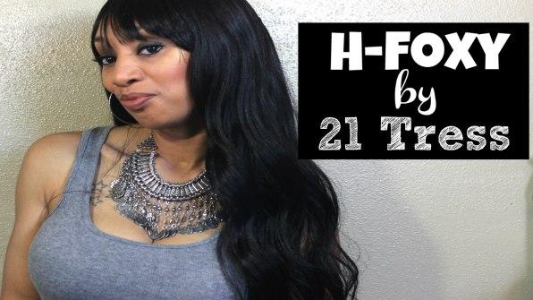 21Tress H-Foxy