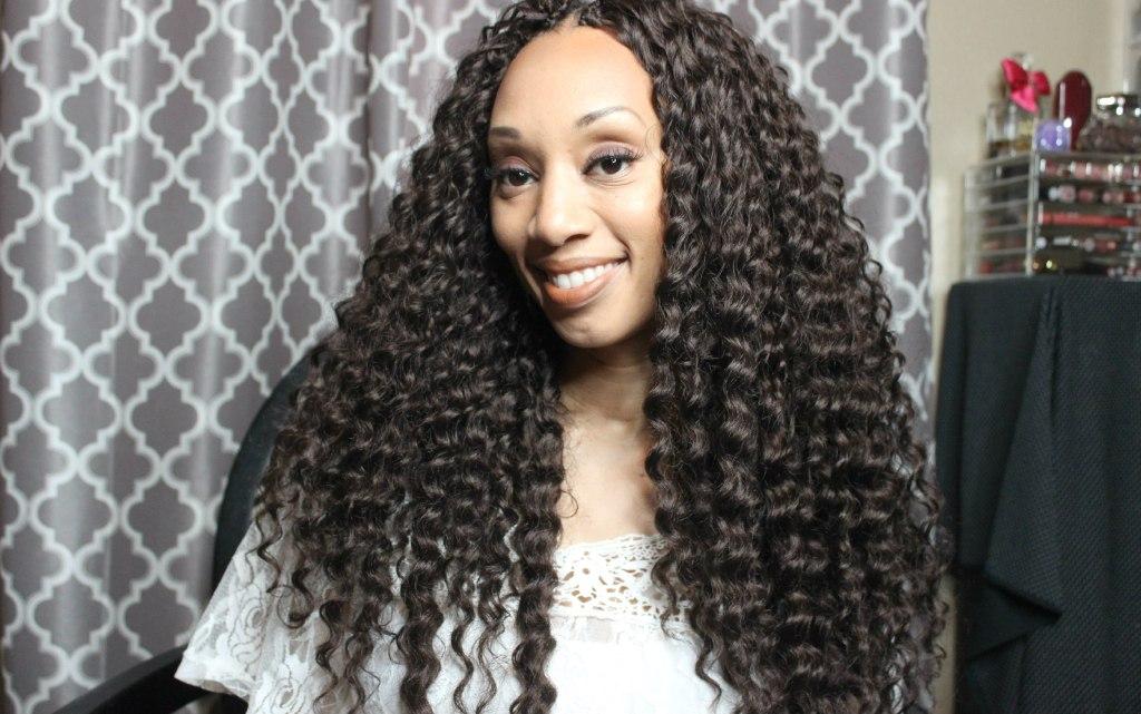 freetress deep twist crochet hair