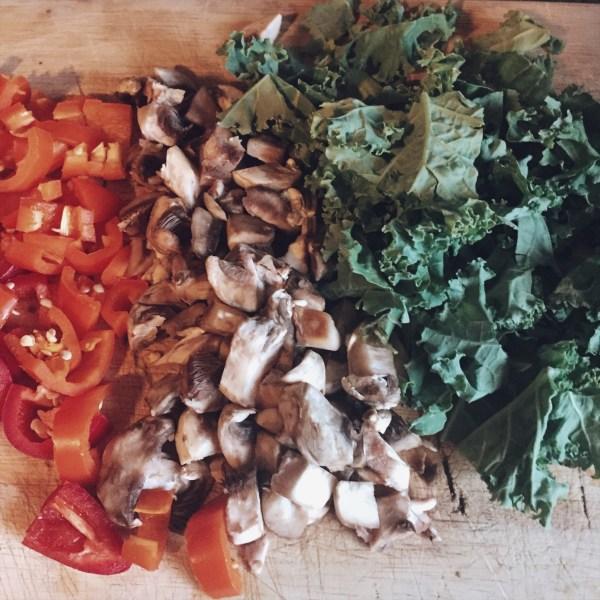 Meal Prep: Quick Veggie Stir Fry