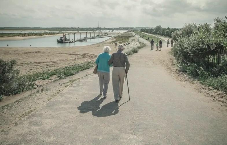 aging parents - regret in 30s