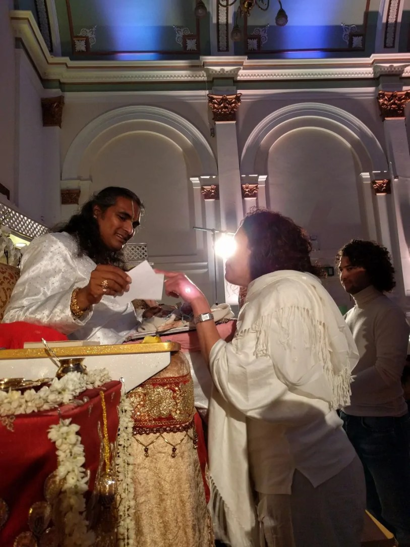 paramahamsa vishwananda london darshan 2
