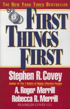 first-things-first-book