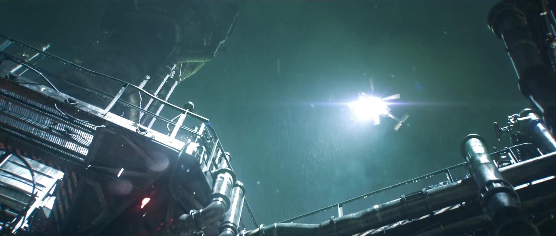 Visual Breakdown Of FFVII Remake Trailer The Lifestream