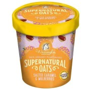Wazoogles Supernatural Oats Pot - Salted Caramel & Mulberries