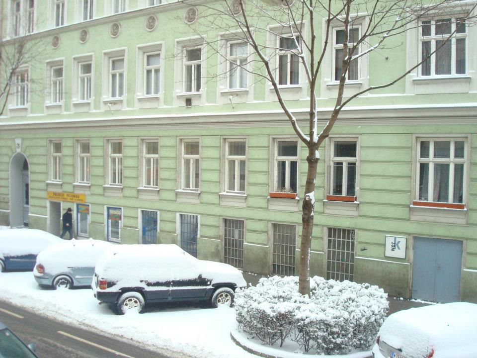 Austria - Haus erasmus