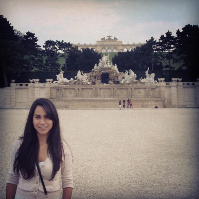 Austria - Schonbrunn Palace