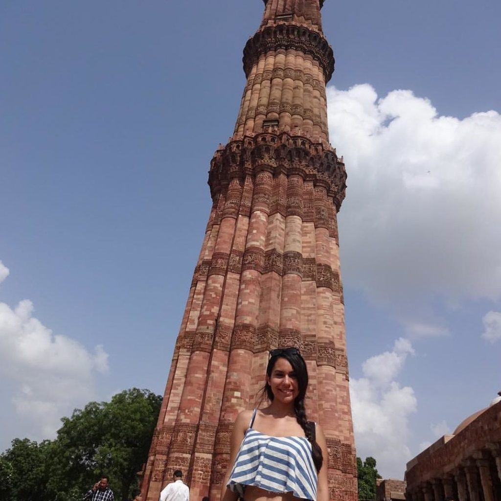 India Qutub Minar