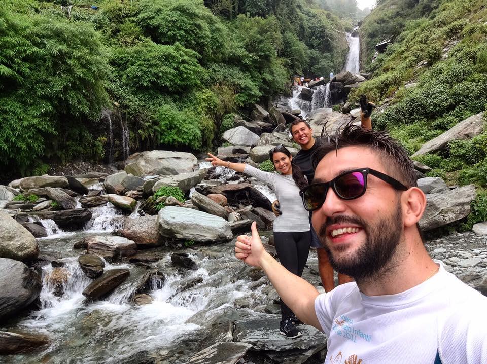 India Waterfall