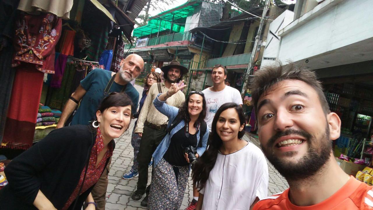 India dharamsala compras