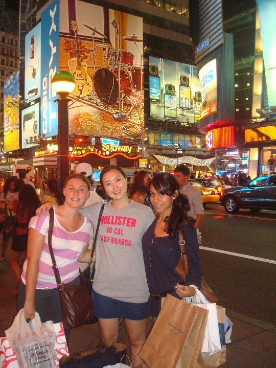 Voluntariado Nueva York