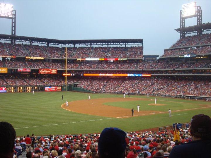 Filadelfia Juego de Baseball