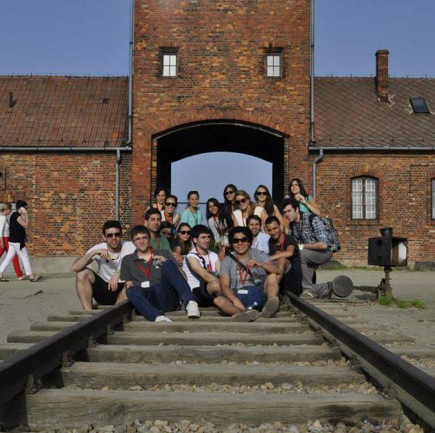 Poland Auschwitz Birkenau